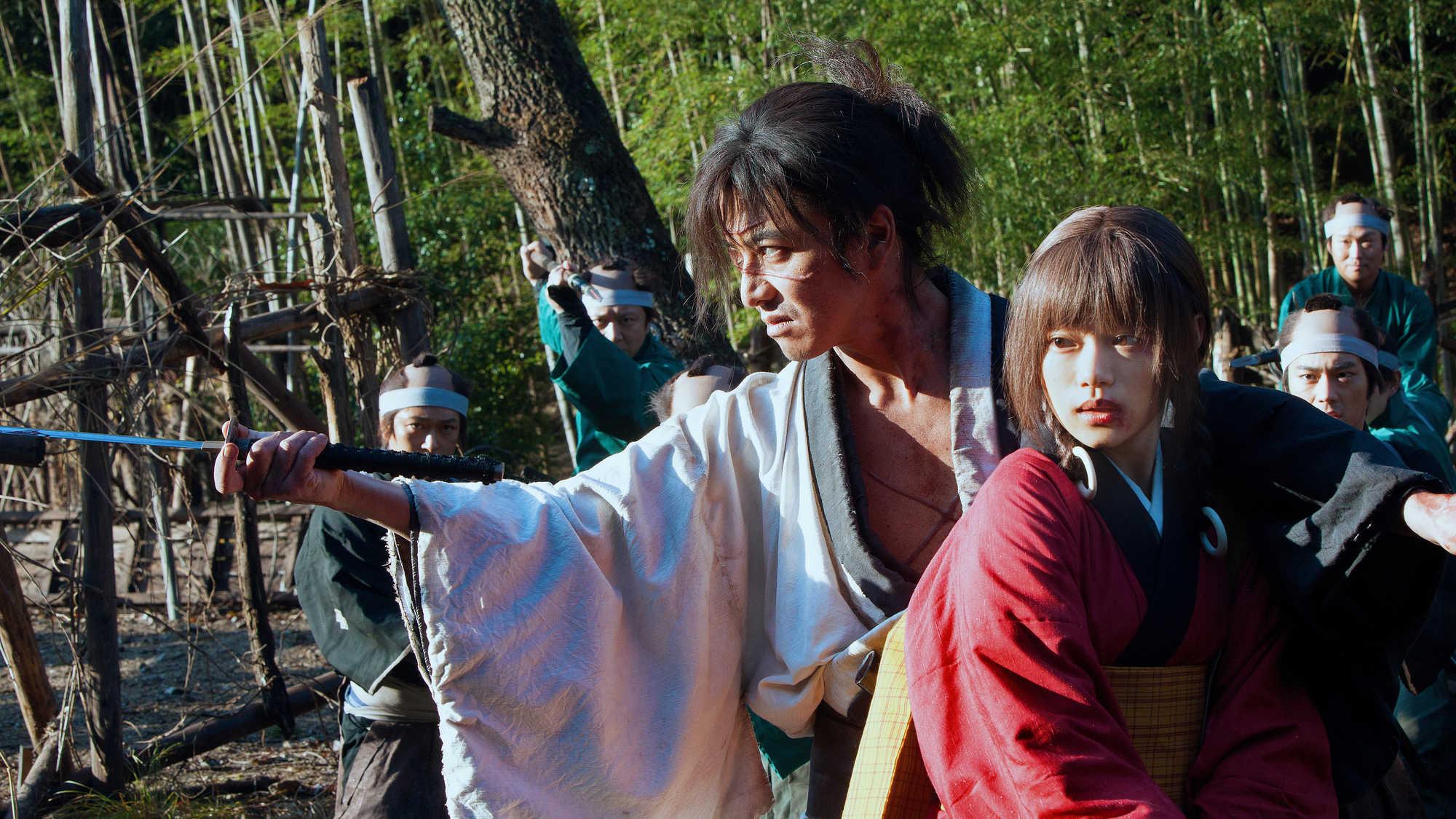 Ölümsüz Bir Samurayın Bol Kanlı Hikayesi: Blade Of The Immortal
