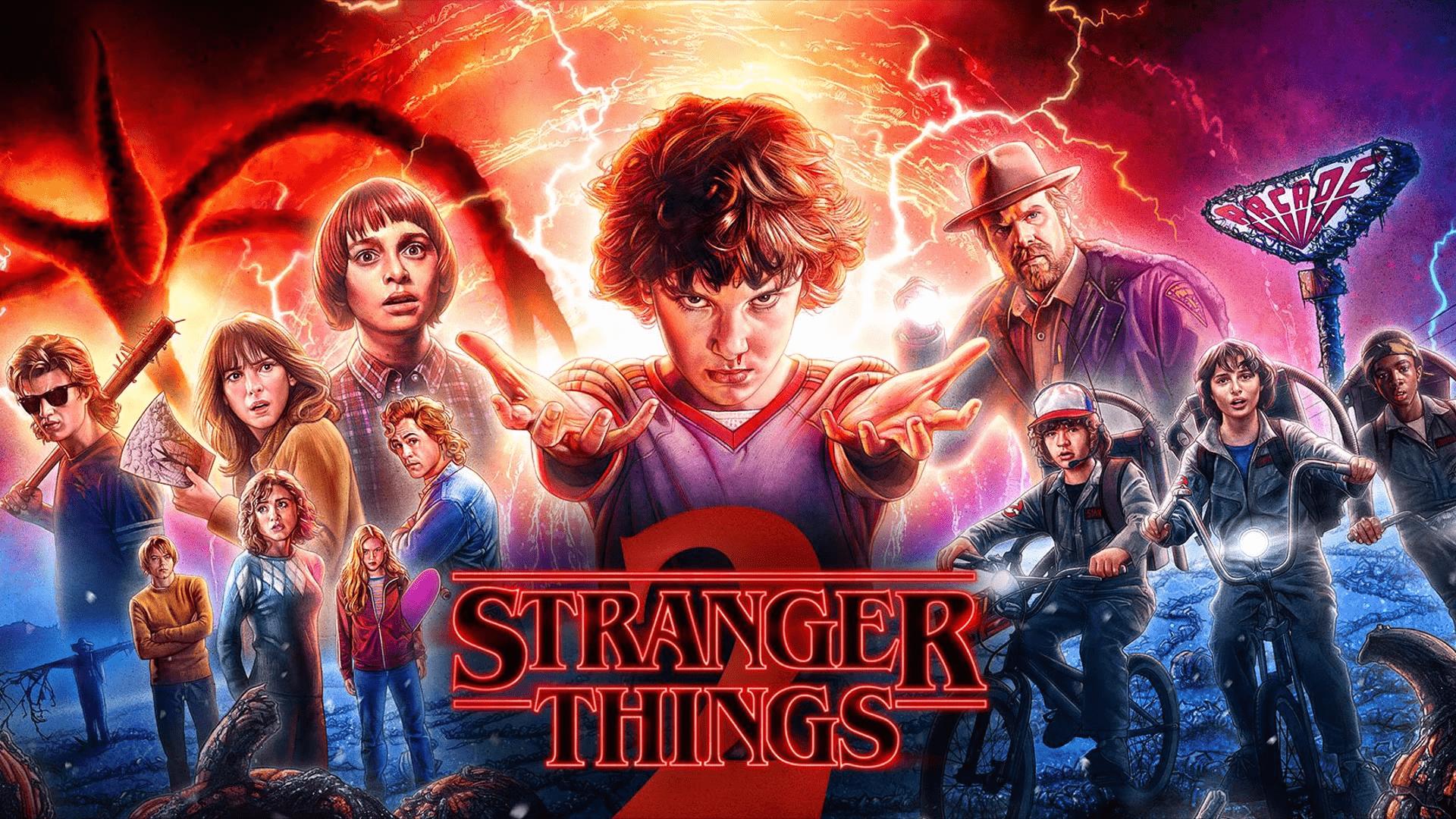 Karanlığın Gölgesinde: Stranger Things 2