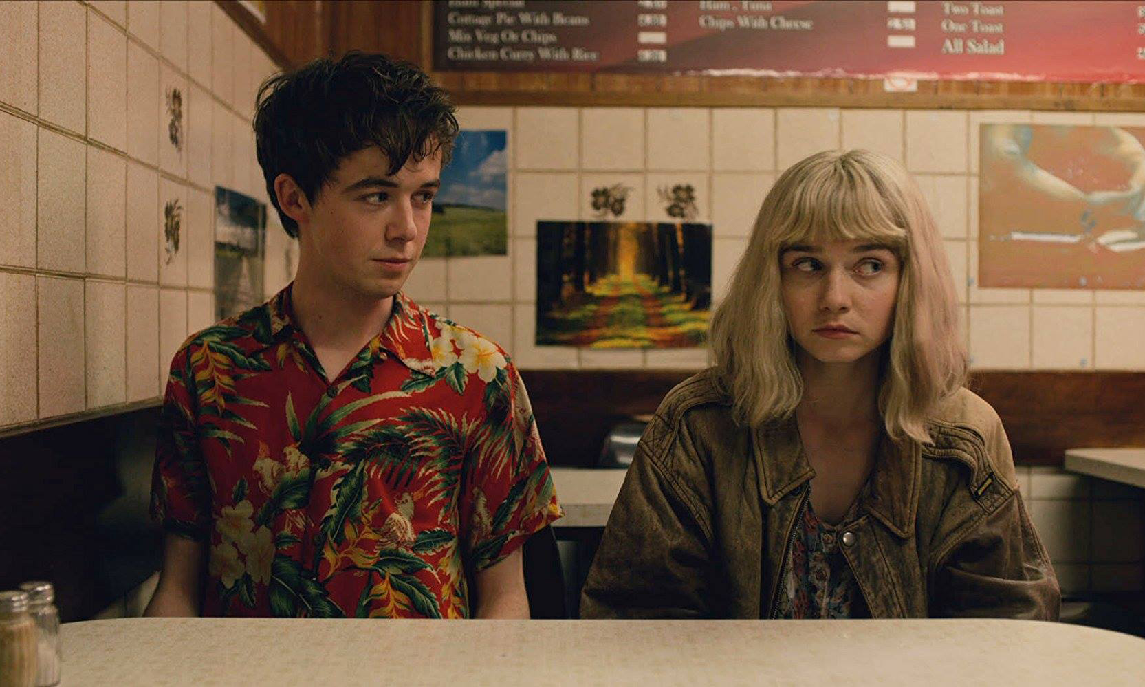 Dünyanın Sonuna Yolculuk: The End Of The F***ing World