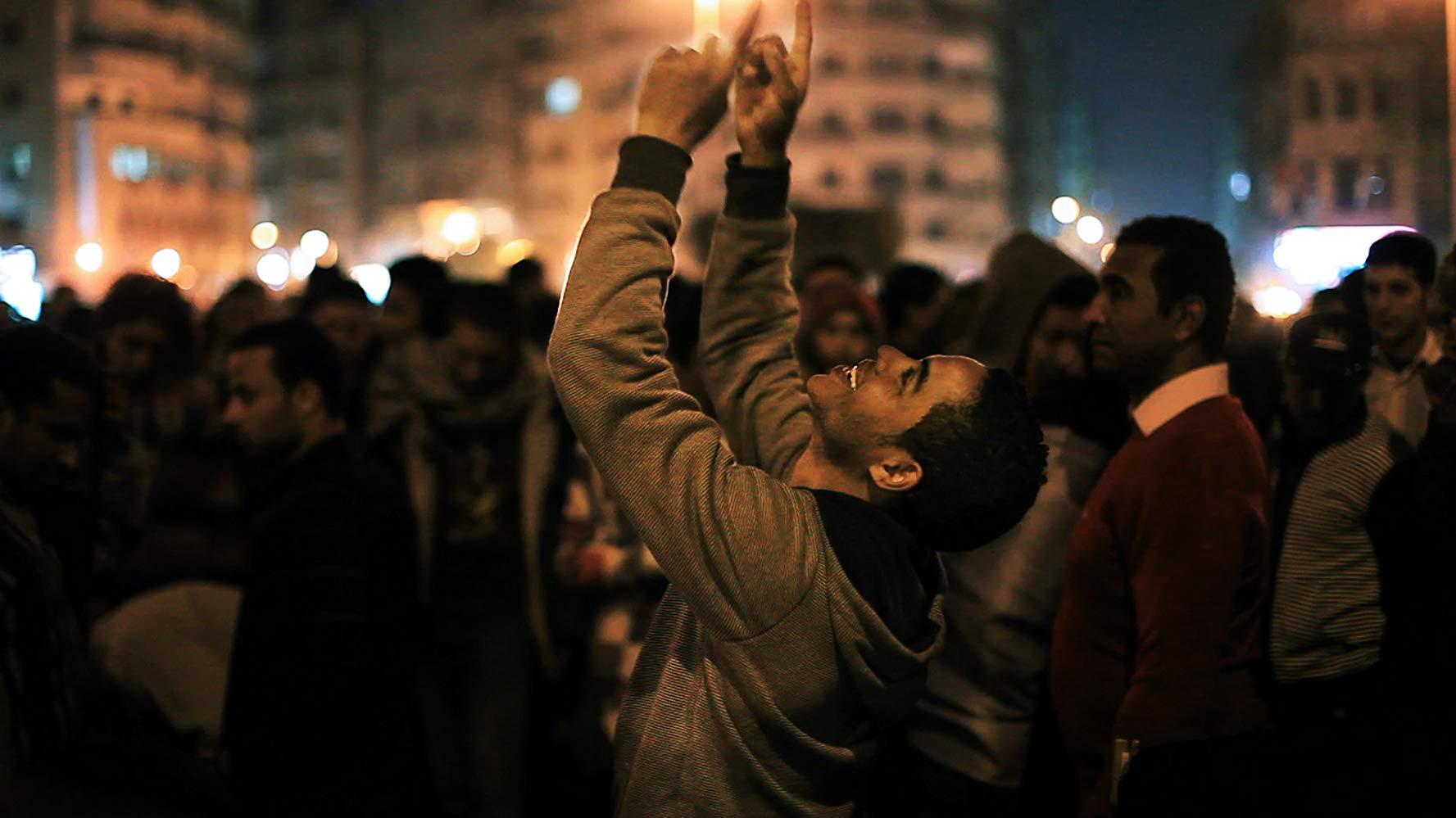 Başkaldırının Belgeseli: Al Midan (2013)