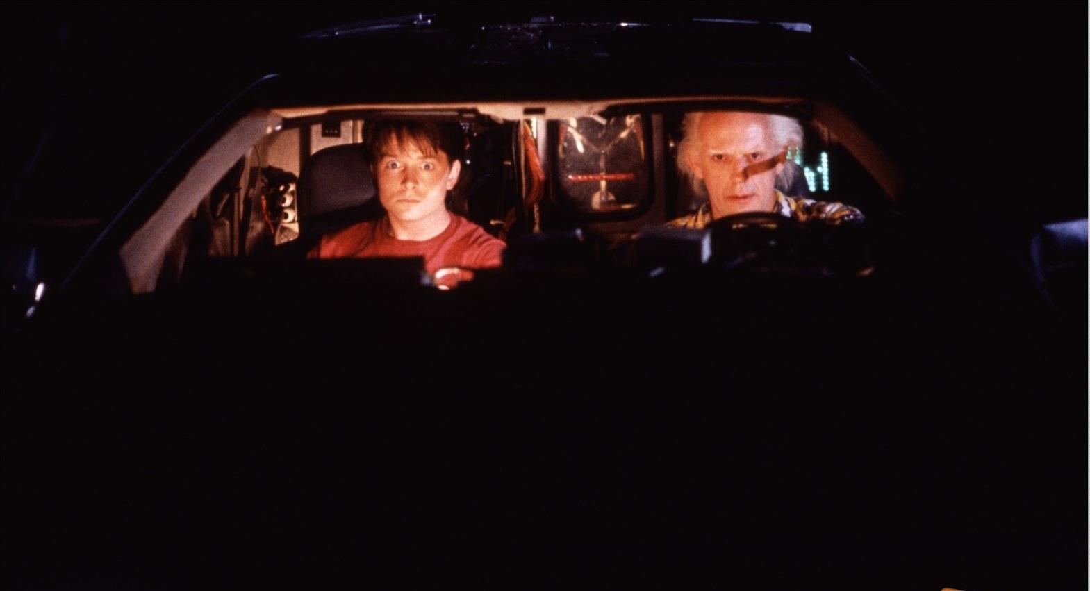 Back To The Future Kamera Arkası Arşivi
