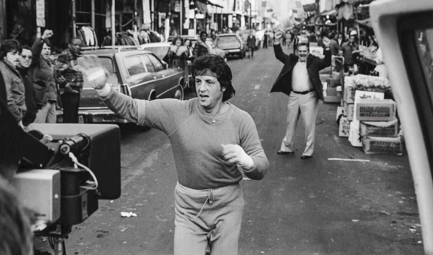 Rocky Kamera Arkası Arşivi