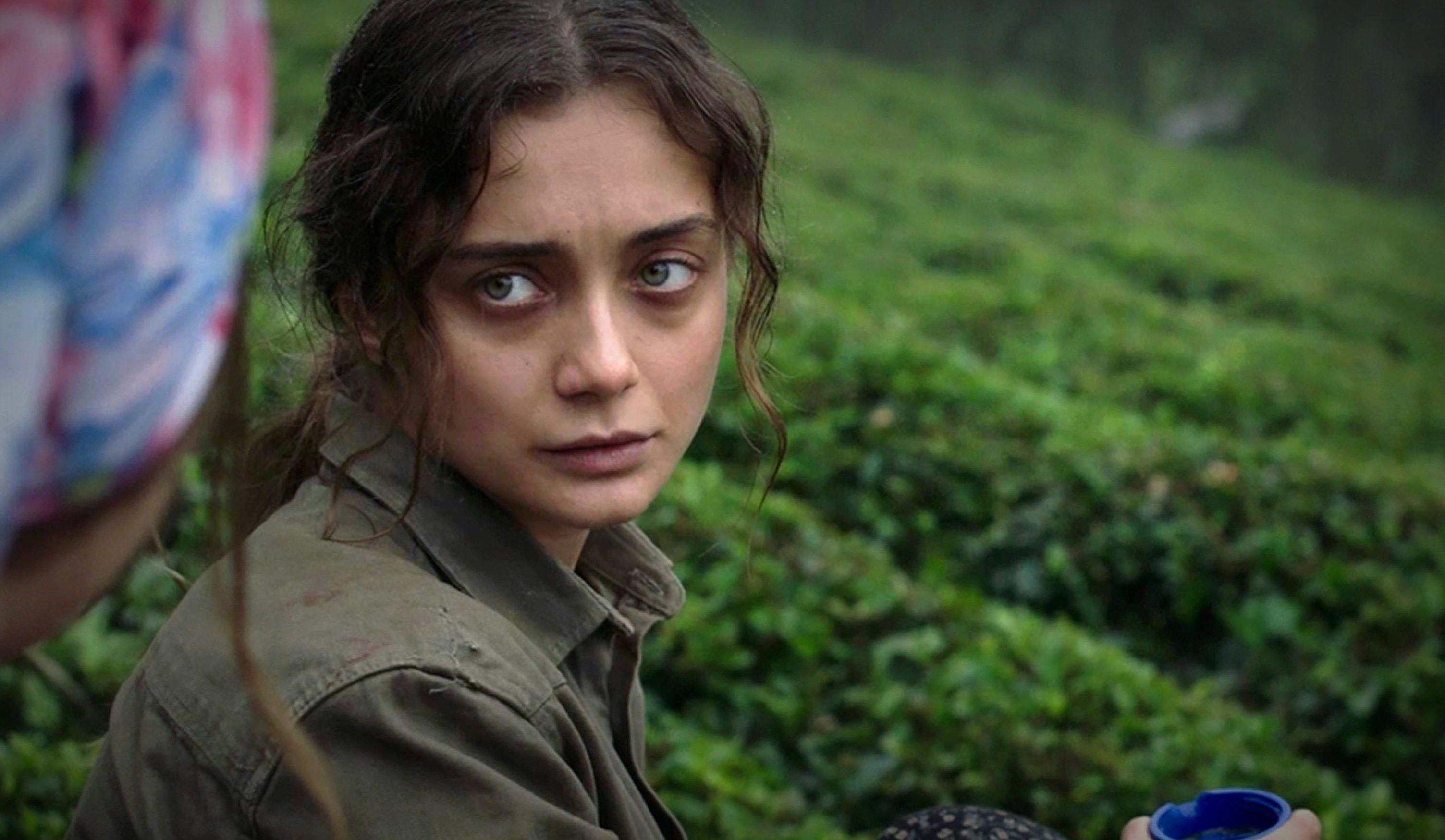 Kurtlarla Koşan Kadın: Sibel (2018)