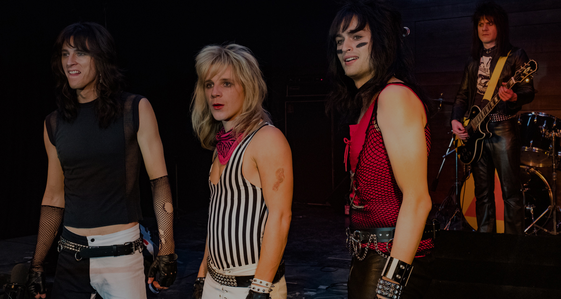 Sex, Drugs and Rock'n Roll: The Dirt (2019)
