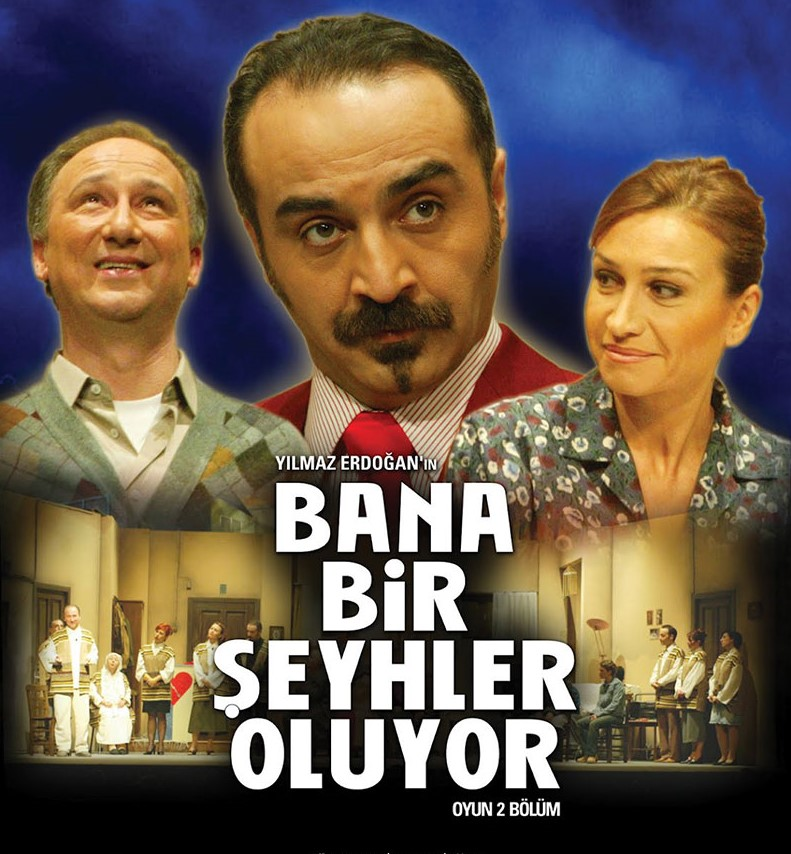 Yılmaz Erdoğan İmzalı Tiyatrolar puhutv'de!