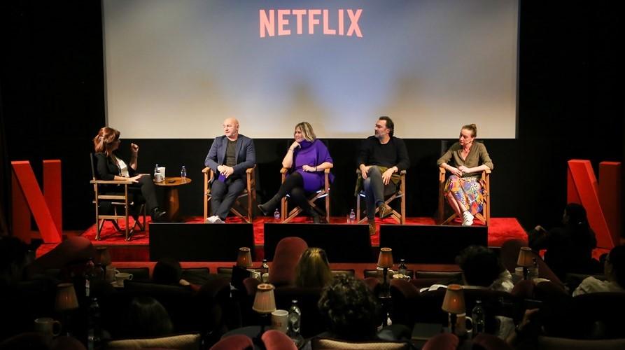 Netflix Türkiye'den 6 Yeni Proje!