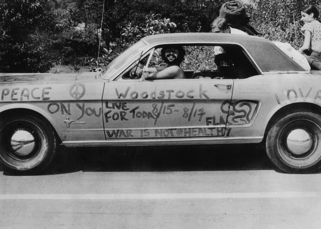 Woodstock'a Gidiyoruz #1: 15 Ağustos 1969
