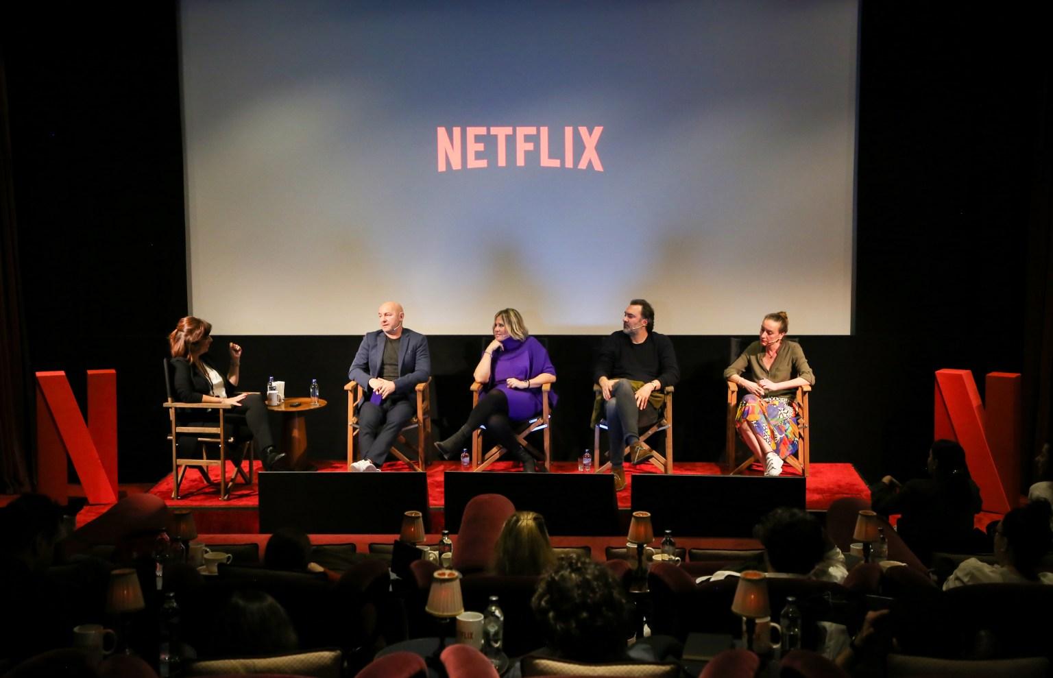 Netflix Türkiye'den Yeni Dizi: Fatma