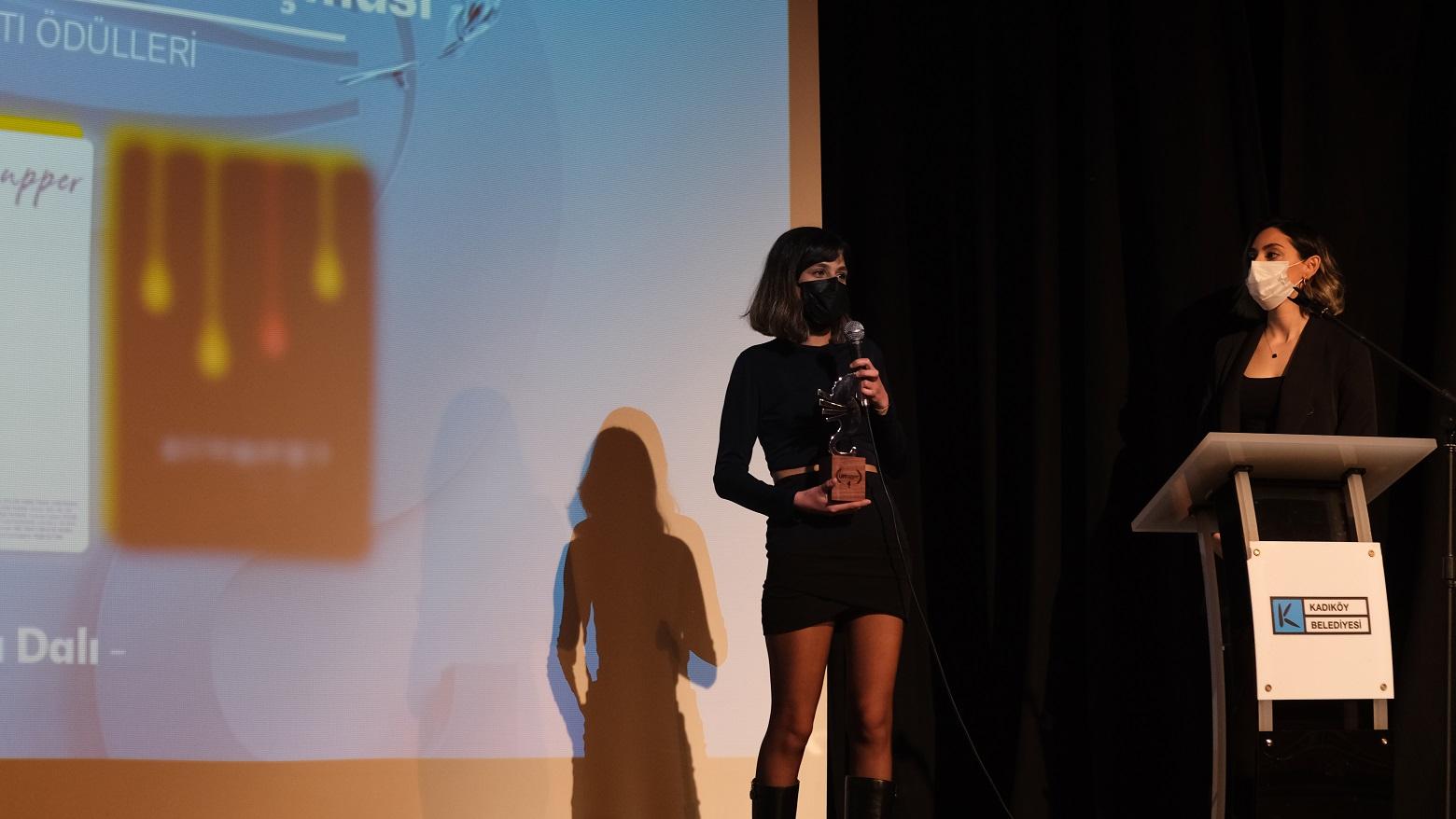 7. Uluslararası Uşak Kısa Film Festivali'nde Kanatlı Denizatı Ödülleri Sahiplerini Buldu