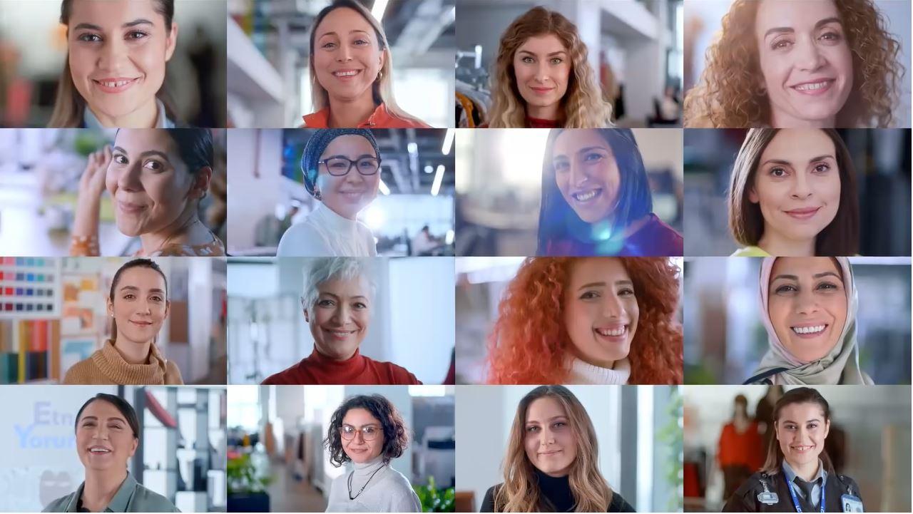 """Şirket Feminizminin Yeni Gözdesi: """"Güçlü Kadın"""" Temalı Reklamlar"""