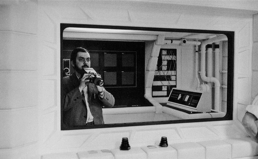 2001: A Space Odyssey Kamera Arkası Arşivi