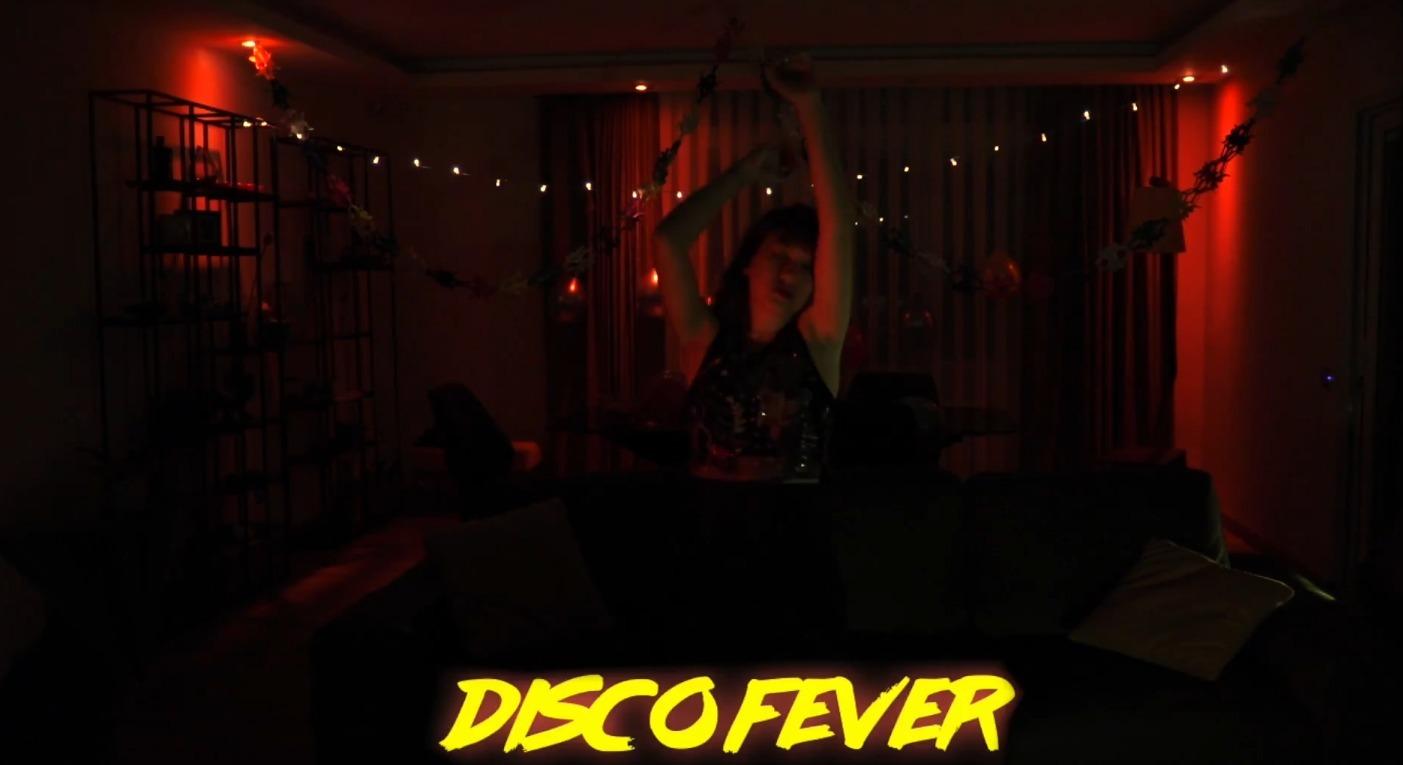 Kendi Mahallesinin Öyküsü : Disco Fever (2018)