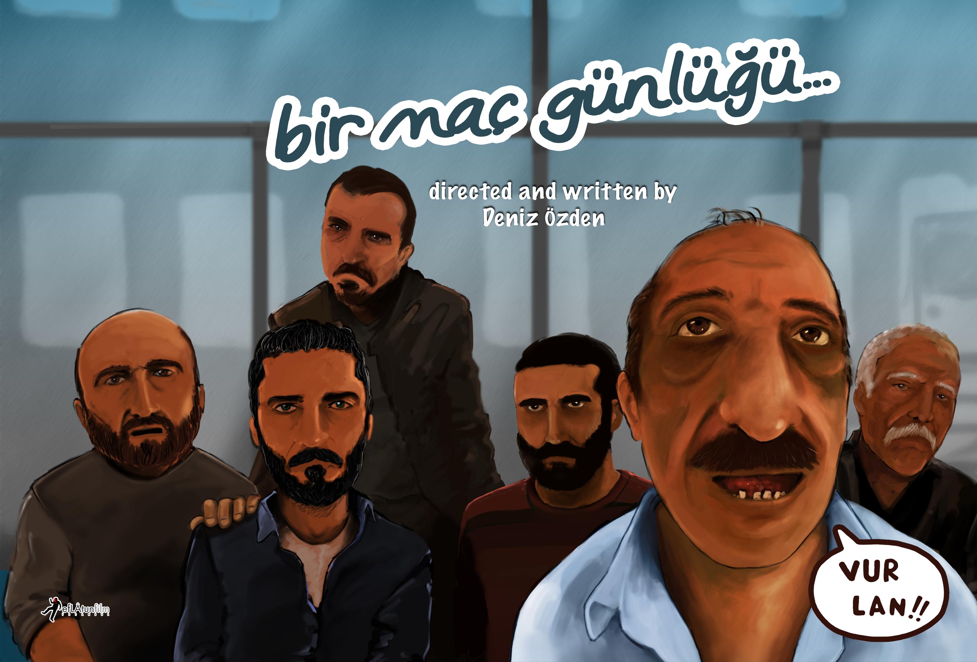 Gezi Parkı'nda Değişim Ömür Boyu: Bir Maç Günlüğü (2013)