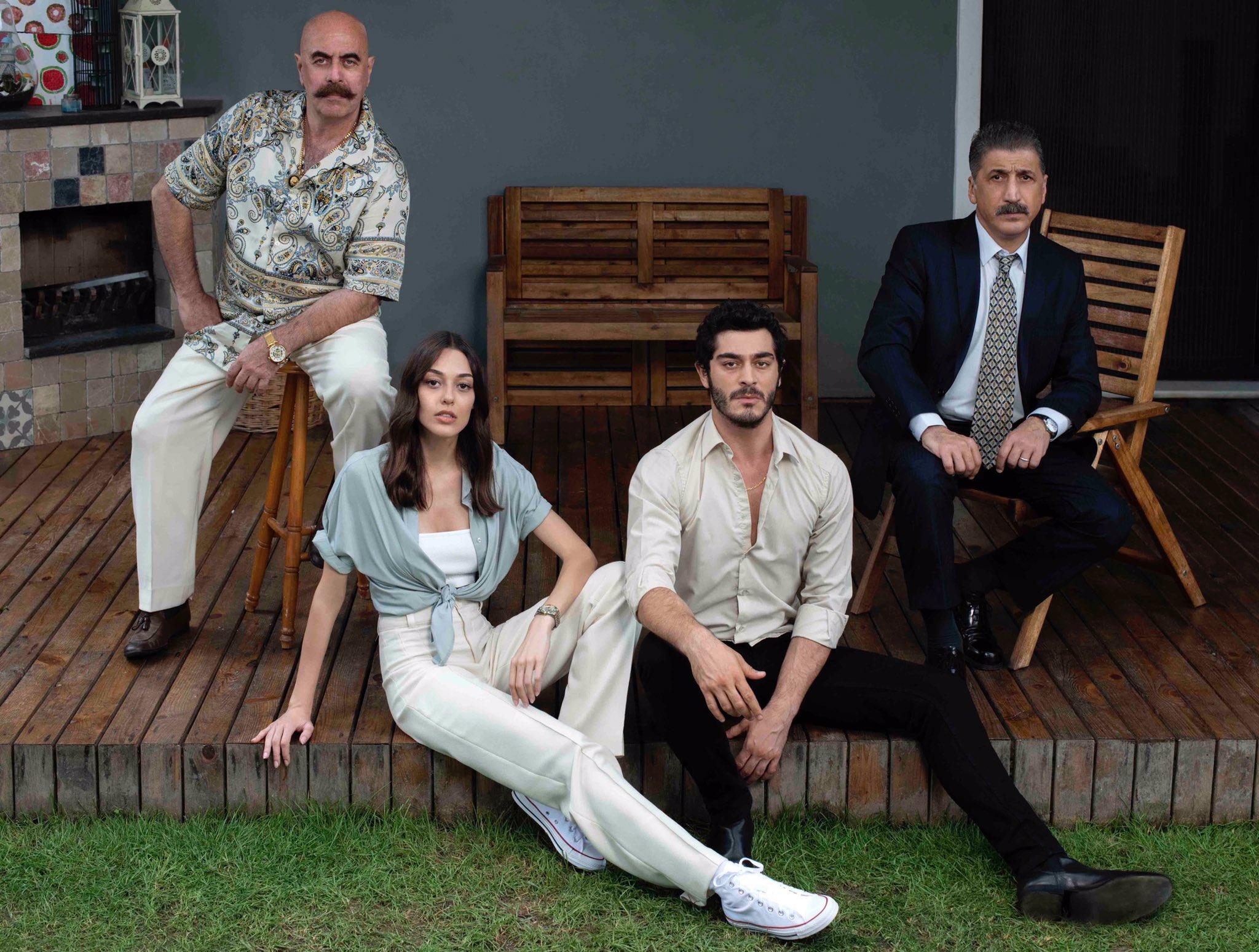 Yarım Kalan Aşklar 10 Eylül'de BluTV'de Başlıyor!